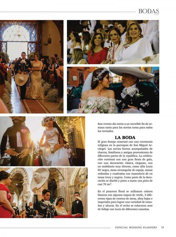 BODAS and CO I México